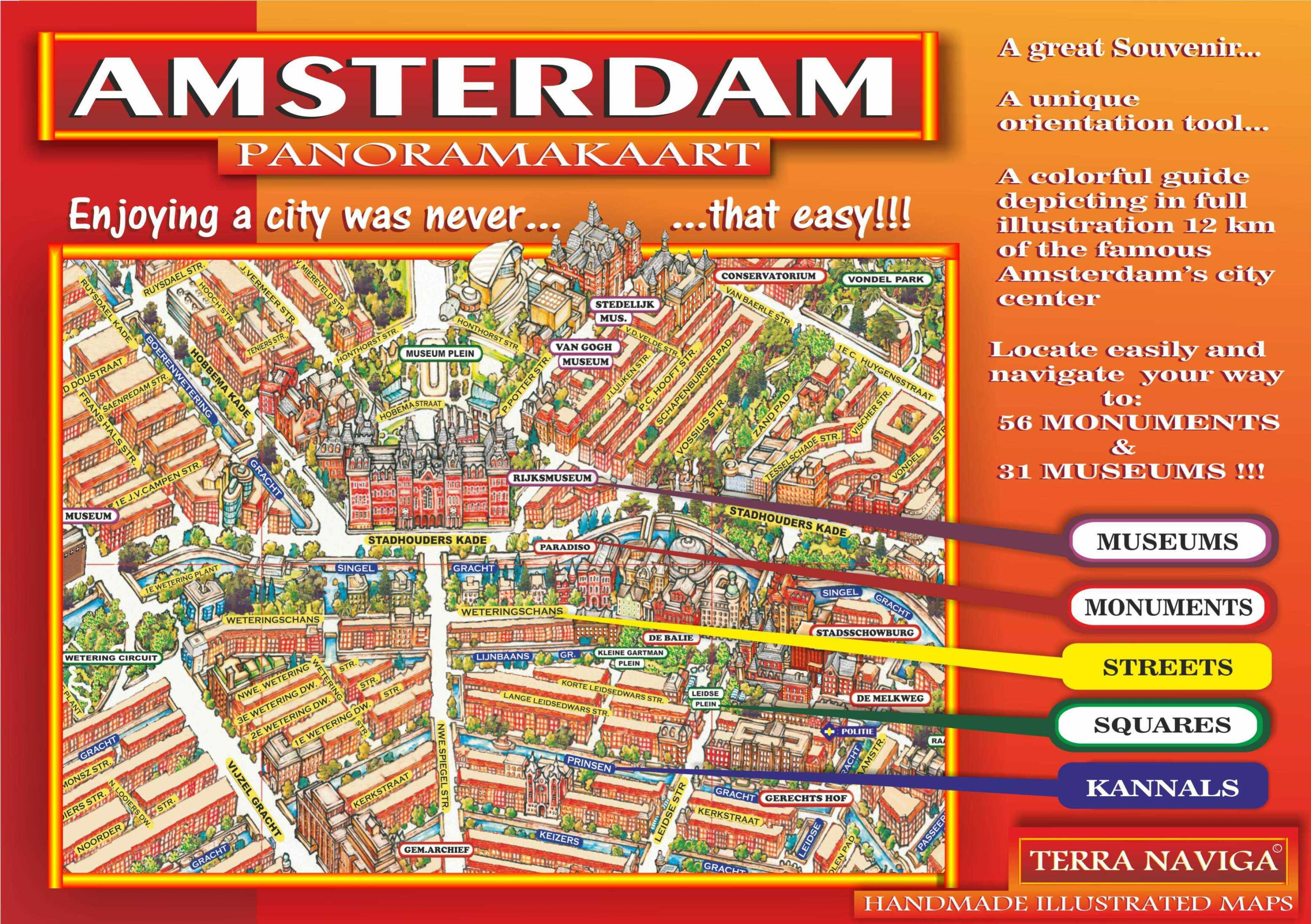 AMSTERDAM TECHNICAL DATA IMAGE